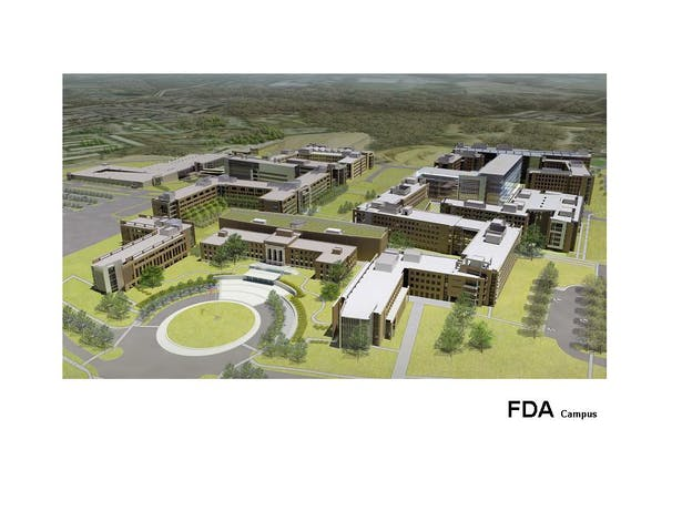 FDA Campus Master Plan