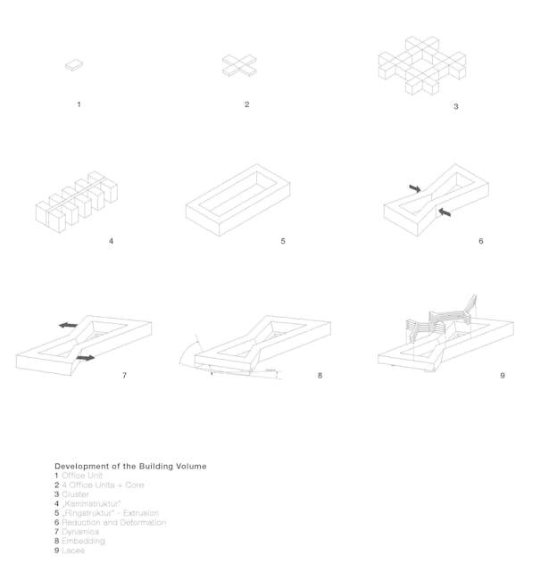 building volume © kadawittfeldarchitektur