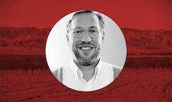 """Meet the jury of Archinect's """"Dry Futures"""" competition: Peter Zellner"""