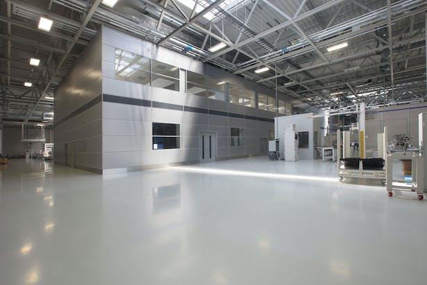 KMS Interior - inbuilt