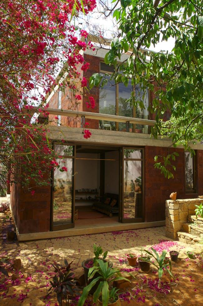 Casa Estudio in Mexico City by Taller de Arquitectura