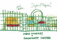 REDEVELOPMENT OF SENTUL MARKET | MARKET + COMMUNITY CENTRE THE SENTUL TREEHOUSE
