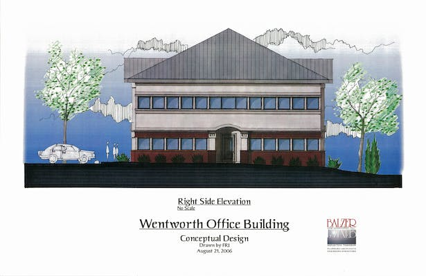 Wentworth Office Park Conceptual Design