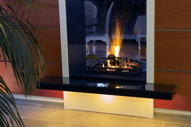Bloch Design contemporary fireplace 5