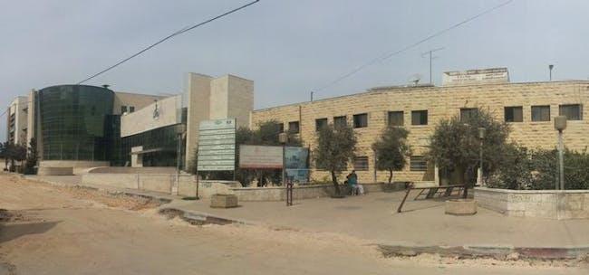 Second Prize: Faiq Mari: Abu-Raya Rehabilitation Center, Ramallah