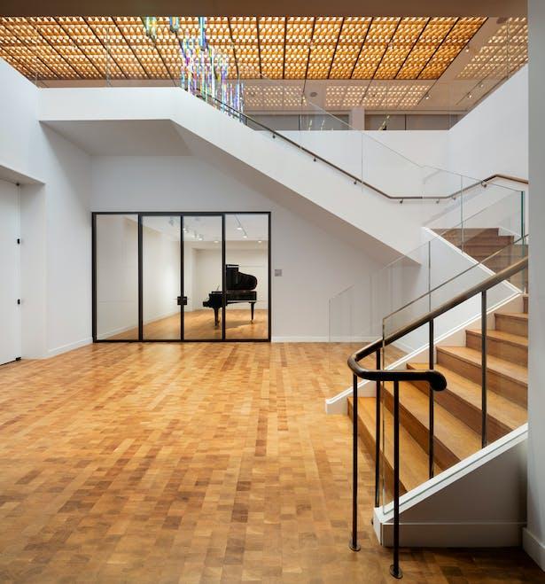 © Christopher Payne l ESTO. Courtesy of Selldorf Architects