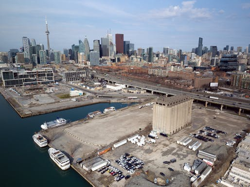 Toronto's Eastern Waterfront. Courtesy of Sidewalk Labs.