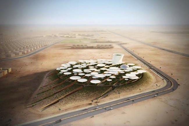 Aerial. worldarchitecture.org