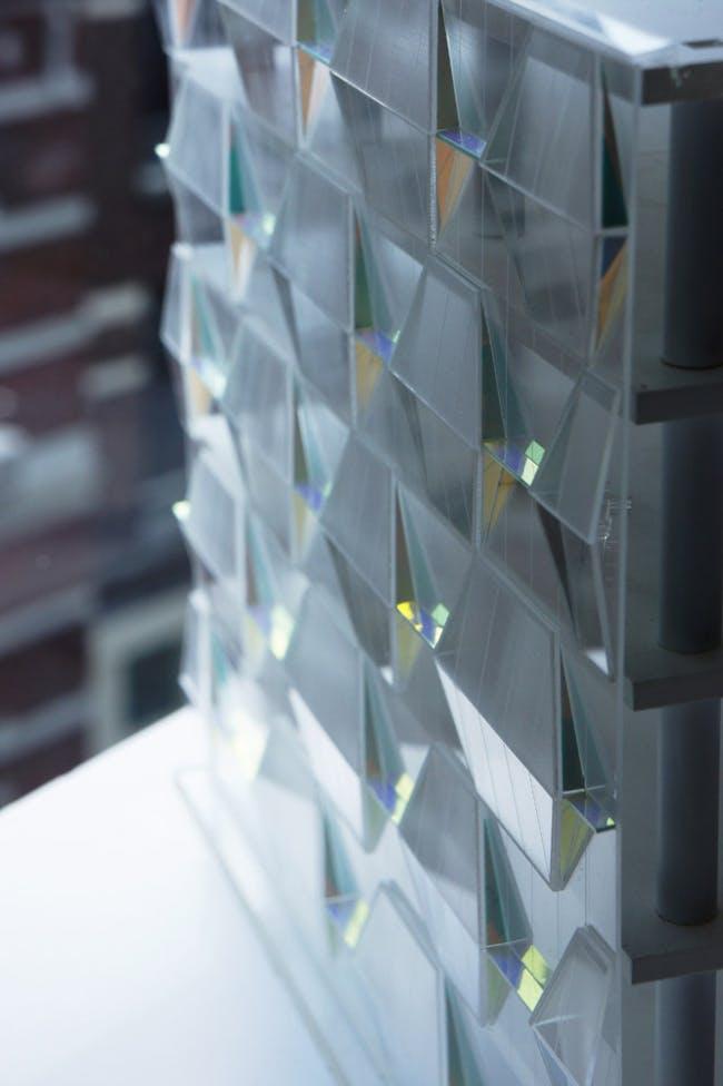 Office facade (Image: UNStudio)
