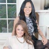 Isabella and Sophia Marino Chang