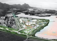 2016 Rio Olympic Park Master Plan Competition