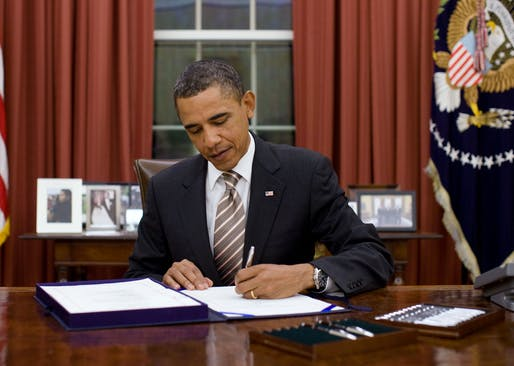 'I'm loath to reduce his work to just a grade. But if I had to, I would probably say a B-,' says James DeFillippis, associate professor, Edward J. Bloustein School of Planning and Public Policy at Rutgers University, about President Obama's urban policy. (Image via wikimedia.org)