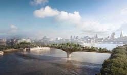London's garden bridge, the saga continues