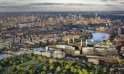 Gehry and Foster selected to design Phase 3 at Battersea Power Station