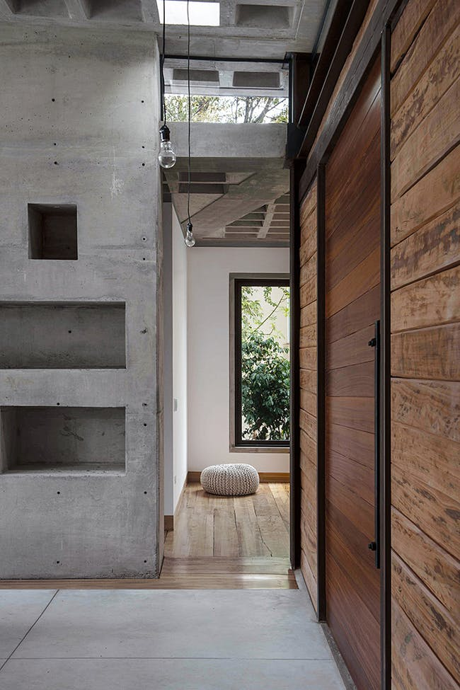 odD House 1.0 in Quito, Ecuador by odD+ Architects; Photo: Jean Claude Constant