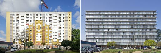 Grand Parc Bordeaux: before and after the revamp. Photo: Philippe Ruault.