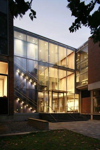 Princeton School Of Architecture Addition Architecture