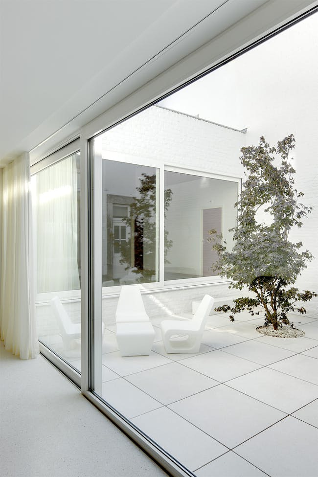 Hotel Zenden in Maastricht, the Netherlands by Wiel Arets Architects