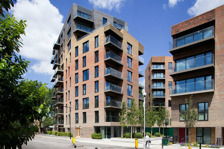 Trafalgar Place by dRMM. Photo: Alex de Rijke