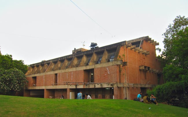 CEPT Architecture and Planning Building