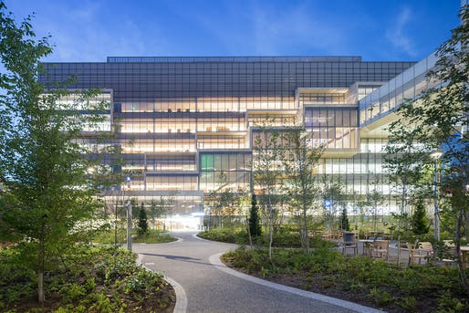 Novartis Institutes for BioMedical Research. Photo © Iwan Baan.