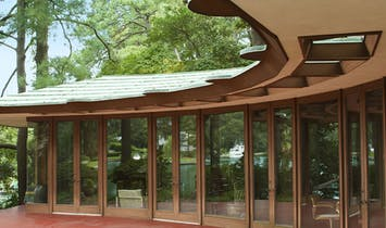 Airbnb adds a Frank Lloyd Wright home, the Cooke House