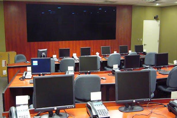Verizon Regional Network Operations Center | Juan Carlos