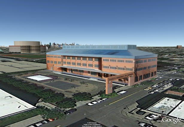 PS721Q - Google Model by J. F. Bautista. Queens, NY