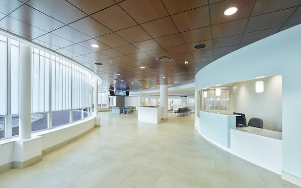 Methodist South Emergency Department | brg3s Architects