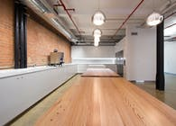 New Grimshaw Architects Office - Top Floor