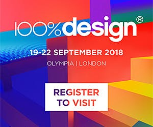 100% Design Olympia London