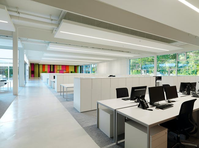 SMALL OFFICE: XAL Competence Center (XALcc) by INNOCAD (Photo: Paul Ott)