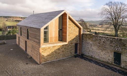 Shawm House by MawsonKerr Architects - West Woodburn, Northumberland, England. Photo: Rob Rhodes.