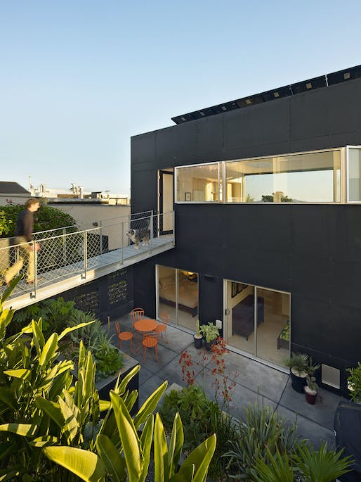 20th Street in San Francisco, CA by Mork Ulnes Architects; Photo: Bruce Damonte