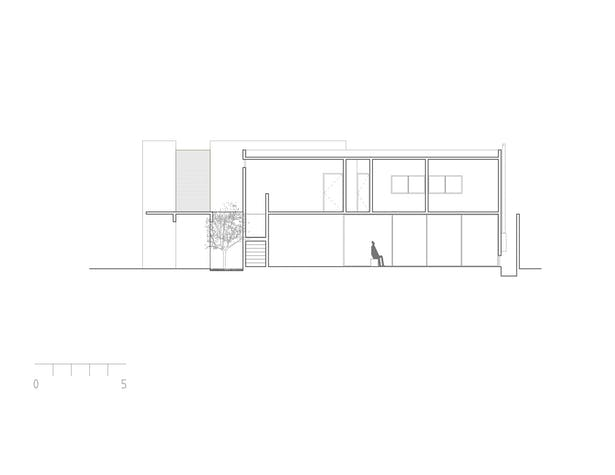 Section of house 3