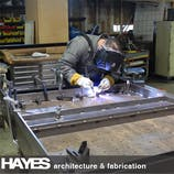 Hayes architecture and fabrication