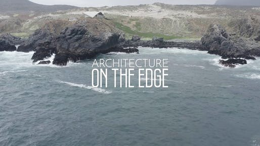 """Extract from """"Architecture on the Edge: Nishizawa House"""" by Mario Novas.  Image courtesy of the Moscow International Design Film Festival."""