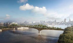 London Garden Bridge will track visitors' phone signals, submitted plan says