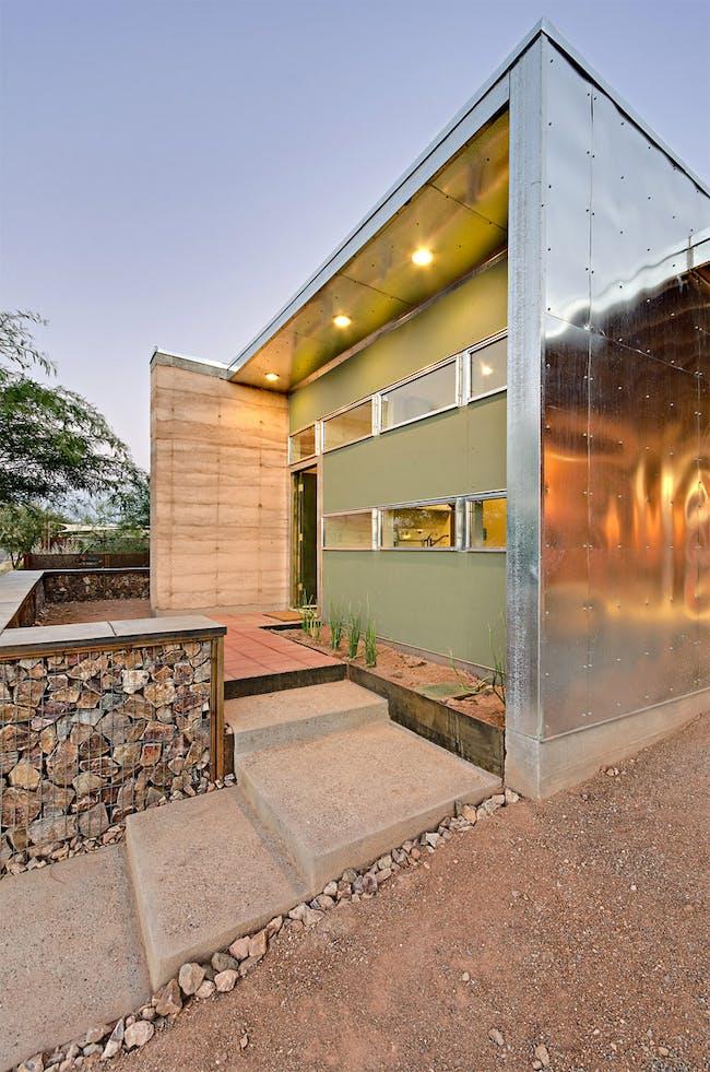 Drachman Design Build Coalition, House No. 6 in Tucson, AZ by Drachman Design Build Coalition, including Meg Schubert (Photo: Liam Frederick)