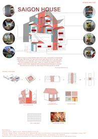 Design Strategies - SaiGon House by a21studio
