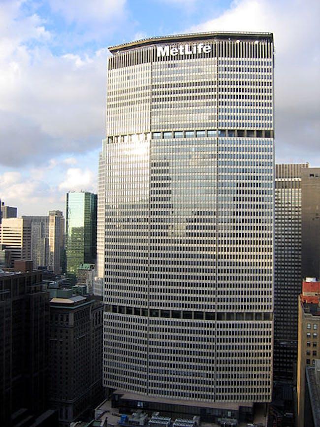 MetLife Building via Wikimedia Commons