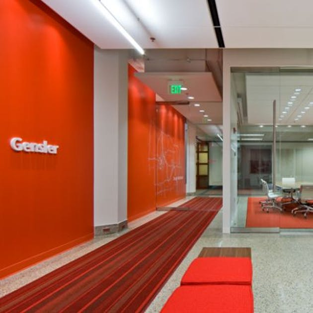 Washington post co hires architecture firm gensler to - Interior design jobs washington state ...