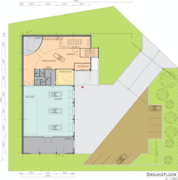 HMETC - groung floor
