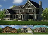3d Visualization - Residential Rendering