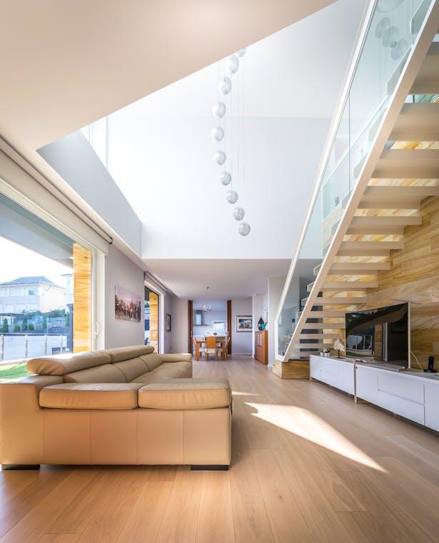 Living room - E House