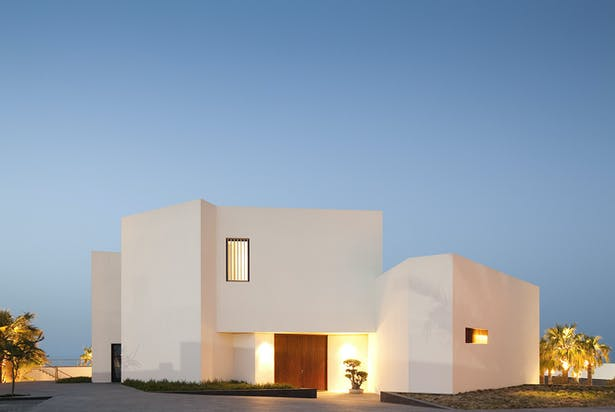 Star House, shortlisted for GCC Residential Project of the Year. (Photo by Nelson Garrido)
