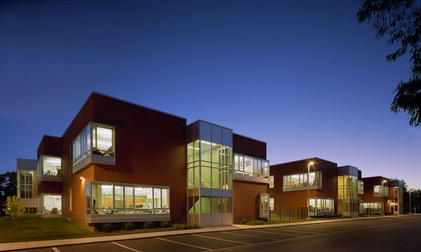 GREENMAN ELEMENTARY SCHOOL, Aurora IL, Cordogan, Clark & Associates and Architecture for Education, Architect
