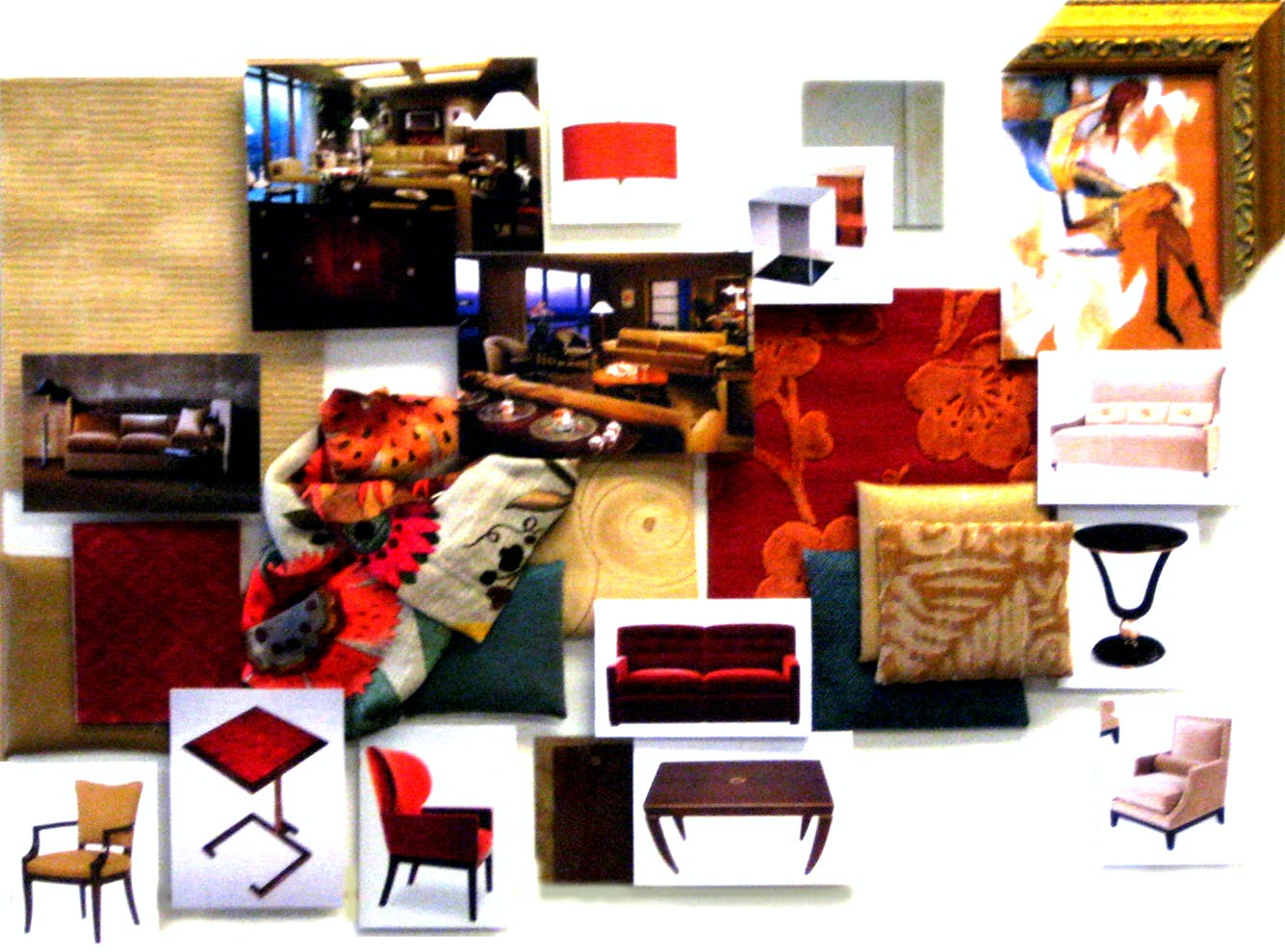 Executive Lounge 2 FFE