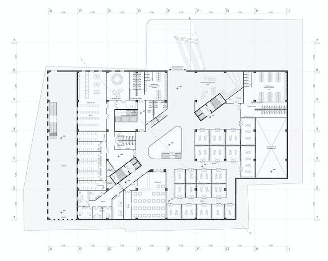 Level -1 (Image: Maden&Co)
