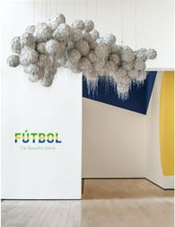 Fútbol: The Beautiful Game - temporary exhibition LACMA